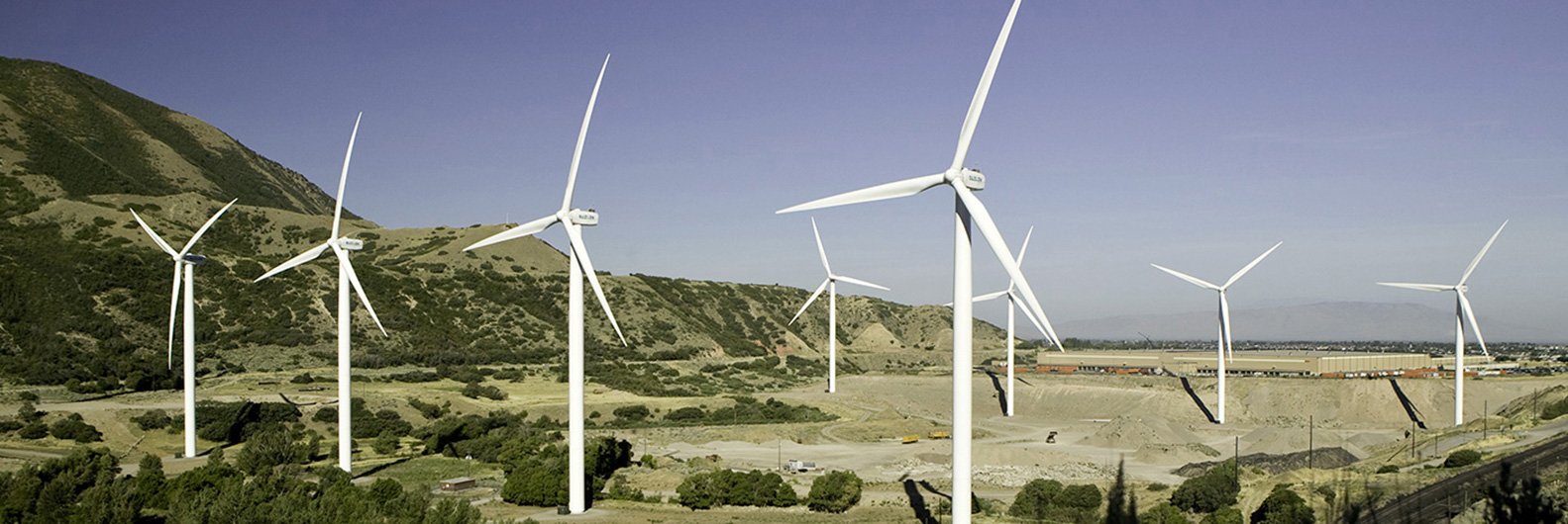 Suzlon's Wind Farm