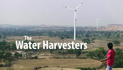 #WaterHarvesters by Suzlon